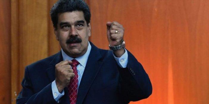 Venezuela Devlet Başkanı Maduroiçin suikast iddiası