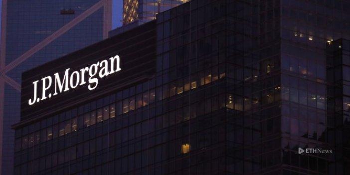 JP Morgan, Türkiye için büyüme tahminini düşürdü