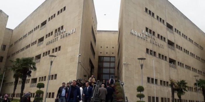 Bursa Adliyesi'nde hâkimin cüzdanını çaldılar