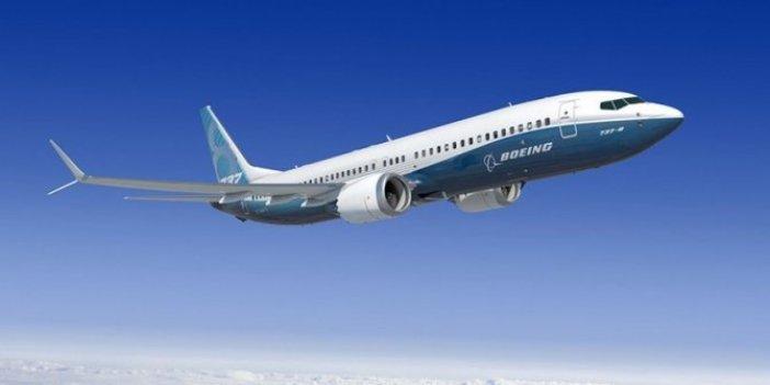 Boeing'den kritik açıklama