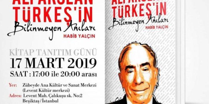 Habib Yalçın'ın merakla beklenen kitabı çıktı