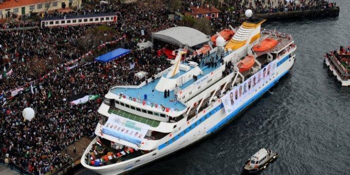 Mavi Marmara'da yakınlarını kaybedenlere şok!