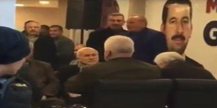 """Bir skandal daha: """"AKP'ye, Erdoğan'a oy verin, cennetin anahtarı cebinize girsin"""""""
