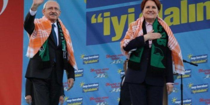 İYİ Parti ve CHP'den bir ortak miting daha