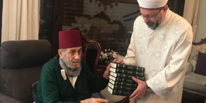 """İsmail Saymaz Diyanet'e sordu: """"Bu hutbeyi Deli Kadir mi yazdı?"""""""