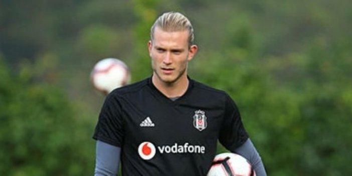 Karius Beşiktaş'tan ayrılmak istiyor