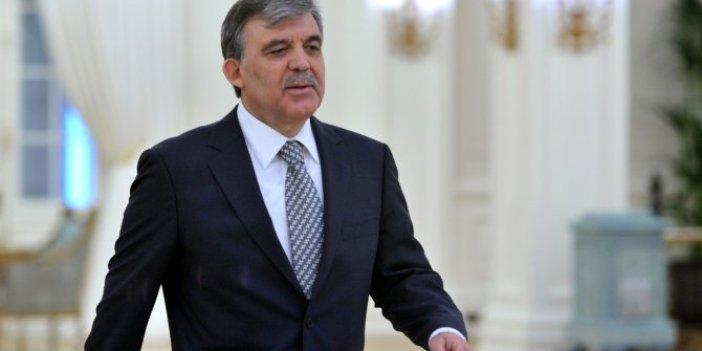 Abdullah Gül'den Erdoğan göndermeli mesaj