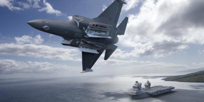 ABD, Türkiye'ye F-35 teslimatını askıya alabilir
