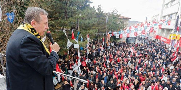 """Mansur Yavaş'tan Özhaseki'ye: """"Sen canlı yayına Boydaklarla çık"""""""