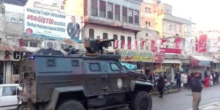 Şanlıurfa'da SP seçim bürosuna ateş açıldı
