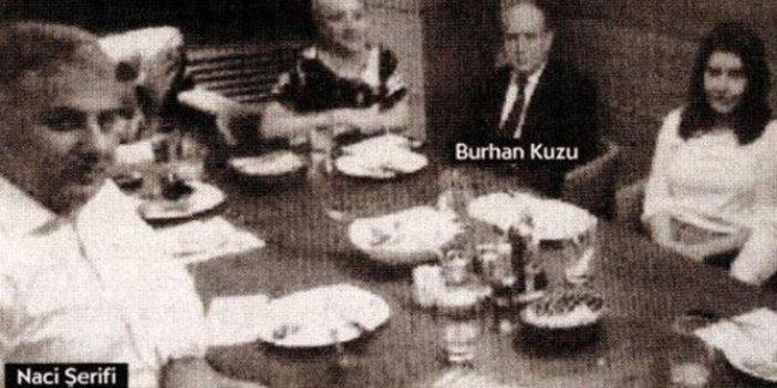 Burhan Kuzu ile Zindaşti'nin yazışmaları ortaya çıktı!