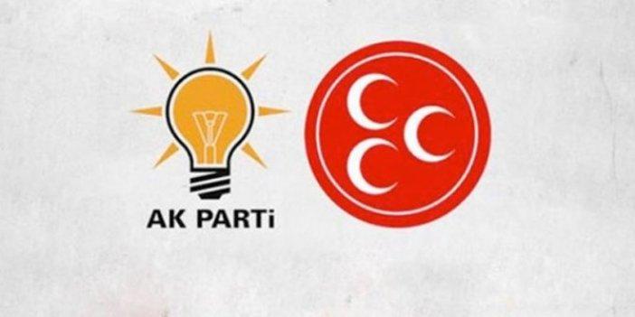 Cumhur İttifakı o ilde dağıldı: AKP'liler MHP'lileri dövdü