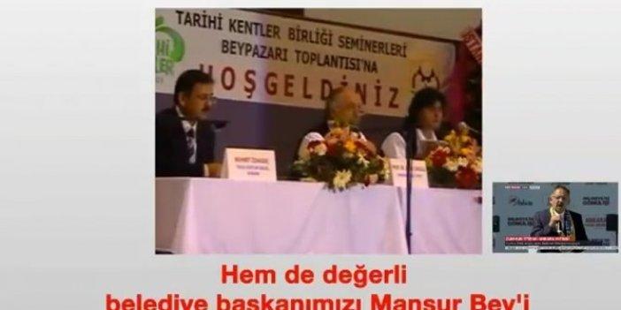 Mehmet Özhaseki'den Mansur Yavaş'a övgü dolu sözler