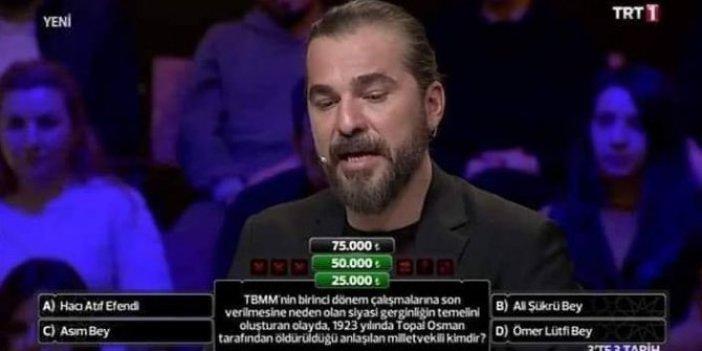 AKP'li vekilden TRT'nin o yarışmasına sert tepki!