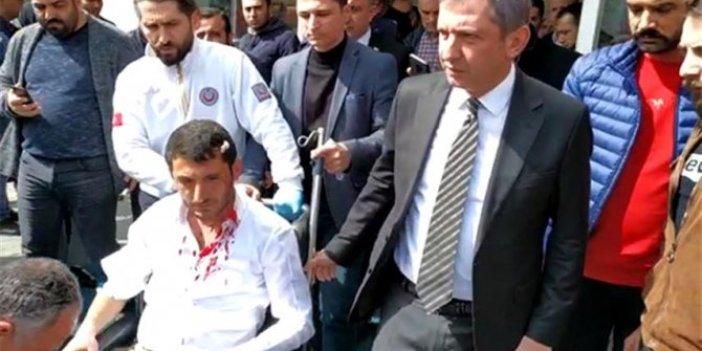 DP Belediye Meclis üyelerine silahlı saldırı
