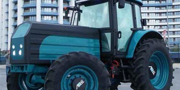 Seçime günler kala yerli traktör açıklaması