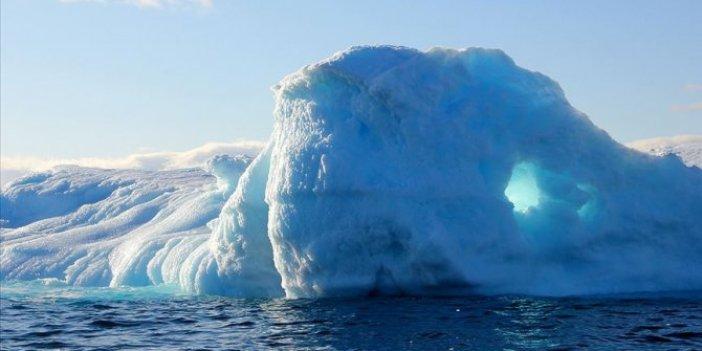 Grönland'daki Jakobshavn Buzulu'nun yüz ölçümü yeniden artıyor