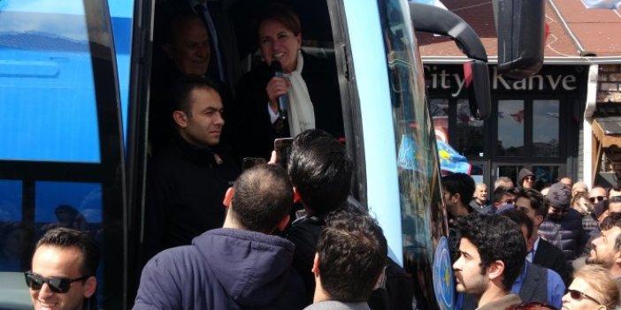 """Meral Akşener: """"Bu bir seçim muhtar, belediye başkanı seçeceksiniz"""""""