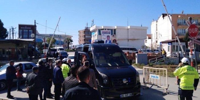 Özlem Çerçioğlu'dan araç durdurma tepkisi