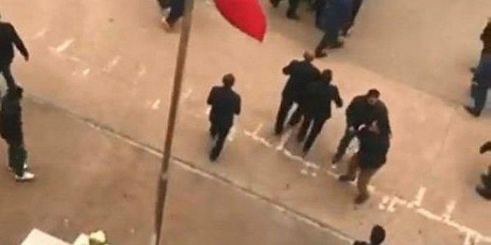 Şanlıurfa'da muhtar adayları arasında kavga