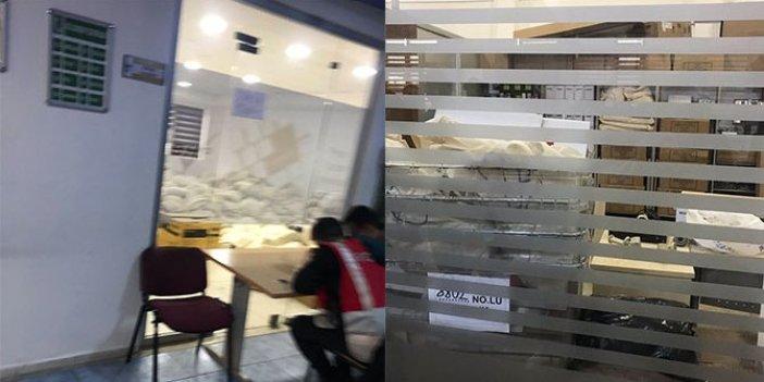 Oyların yeniden sayılacağı Beykoz'da şok görüntüler!