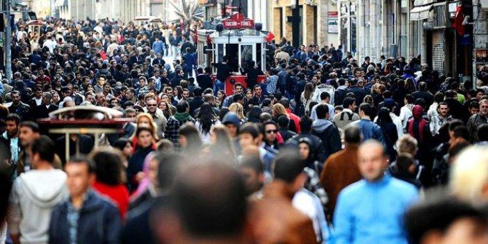 AKP'nin yöneteceği nüfus oranında sert düşüş!
