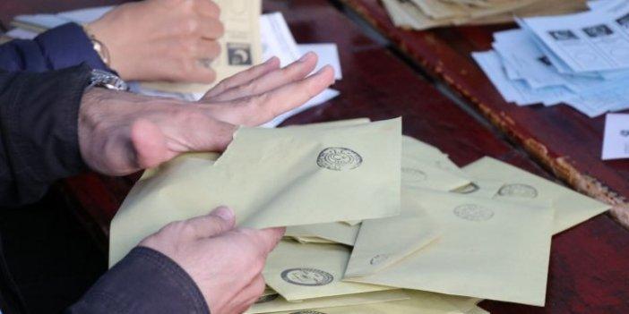 AKP o seçimleri unuttu 'Şaibe var' dedi
