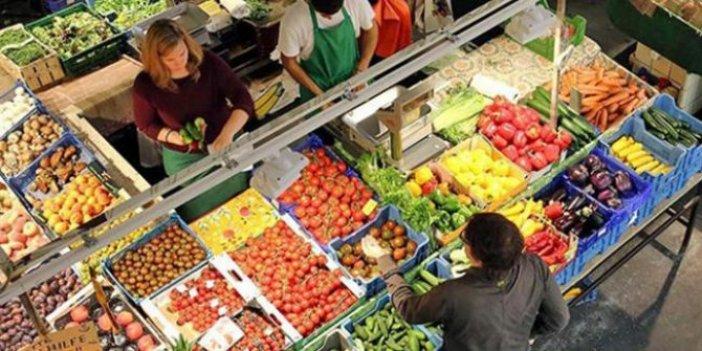 Sebze meyvede fiyatlara artıyor!