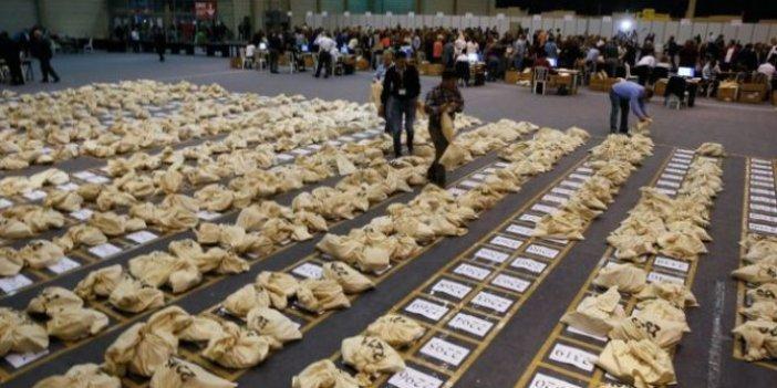 YSK'nın yeniden sayımına karar verdiği 51 sandıktaki son durum