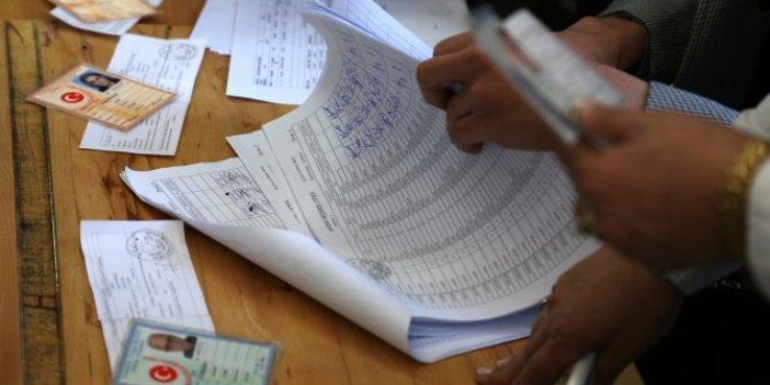 Büyükçekmece'deki sahte seçmen operasyonuna CHP'den tepki!
