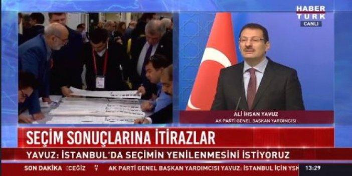 AKP'li Yavuz, o soruya net yanıt veremedi!