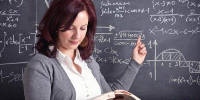 Sözleşmeli öğretmenlik sözlü sınavı için taban puanlar belli oldu mu?