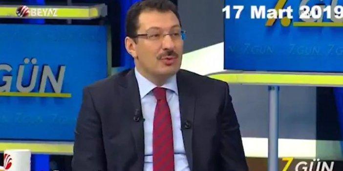 AKP'de YSK bilmecesi