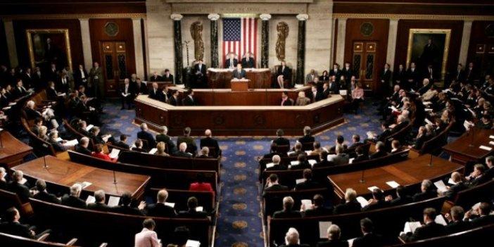 ABD Kongresi'nde Türkiye'ye karşı skandal tasarı