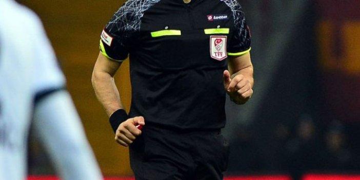 Fenerbahçe-Galatasaray derbisinin hakemi belli oldu!