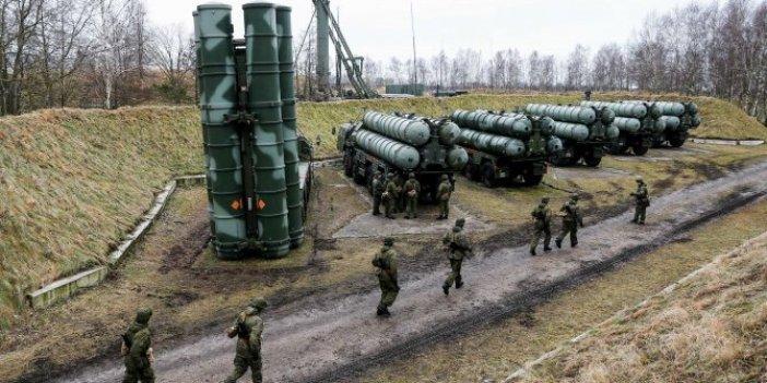 Rusya'dan ABD'yi kızdıracak S-400 açıklaması: Bazı aksamları Türkiye'de üretebiliriz