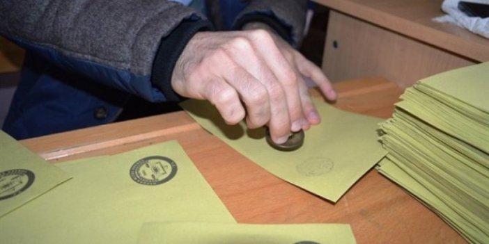 AKP itiraz etmişti, o ilçede seçim yenilenecek