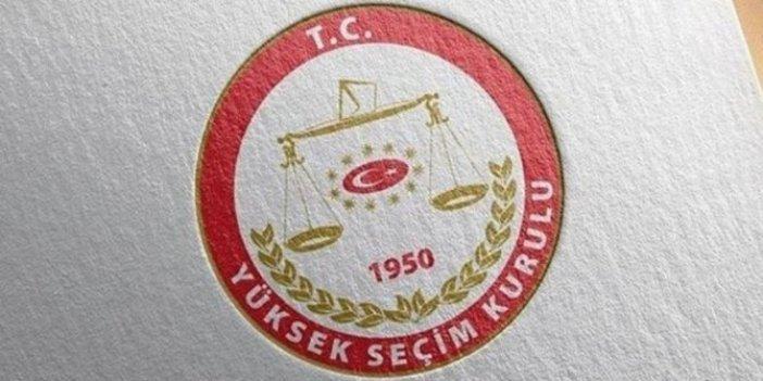 """""""YSK yetkisini kötüye kullanma sürecine girdi"""""""