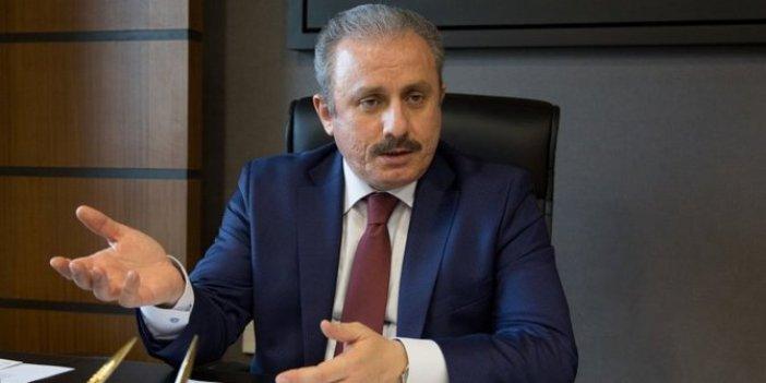 TBMM Başkanı Şentop'tan İtalya'ya sert tepki