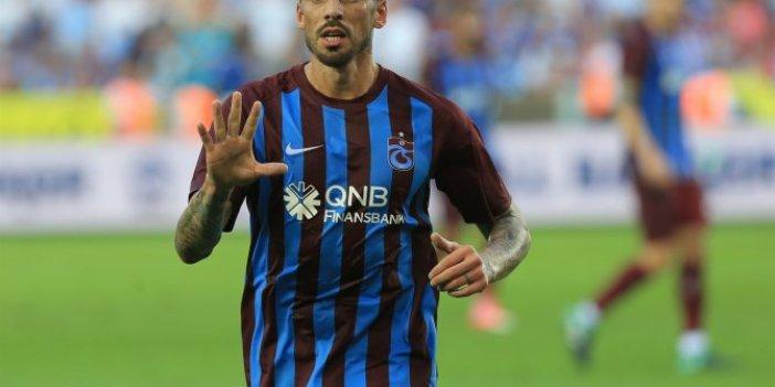Trabzonspor'dan Sosa'ya flaş teklif