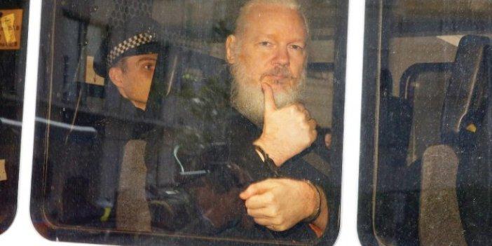 Avustralya'dan Assange açıklaması: İdam edilmesine karşıyız