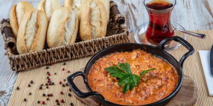 """""""Gariban sofralarının menemeni davet yemeği oldu"""""""