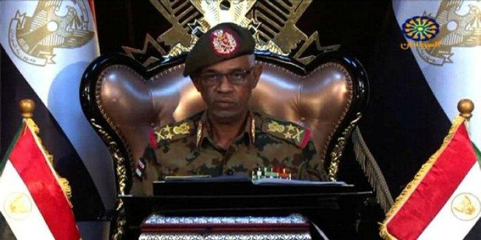 Sudan'da Avf görevi bıraktı!