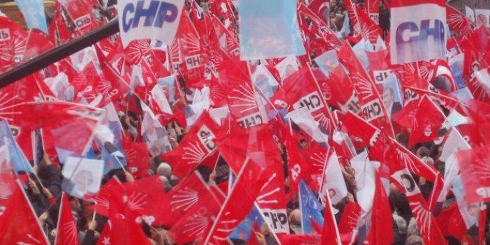CHP'den 619 meclis üyesine tebrik mektubu