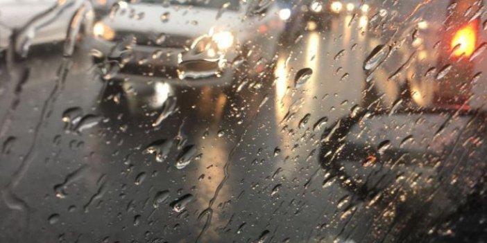 Meteorolojiden 6 il için kritik yağmur uyarısı