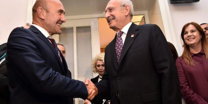 Tunç Soyer'den Kemal Kılıçdaroğlu'na ziyaret