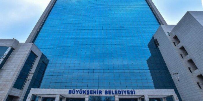 Ankara Büyükşehir Belediyesi binasında 'retina taramalı' oda