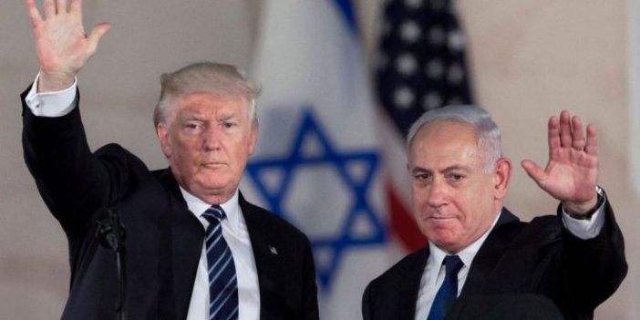 ABD'nin haritalarında skandal İsrail detayı