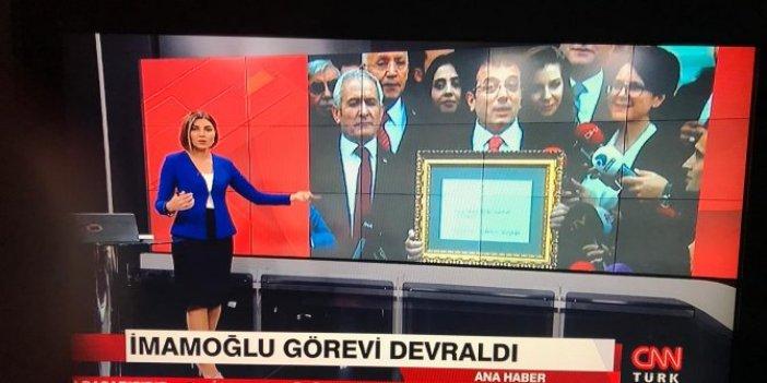 CNN Türk'ten canlı yayında mazbata skandalı