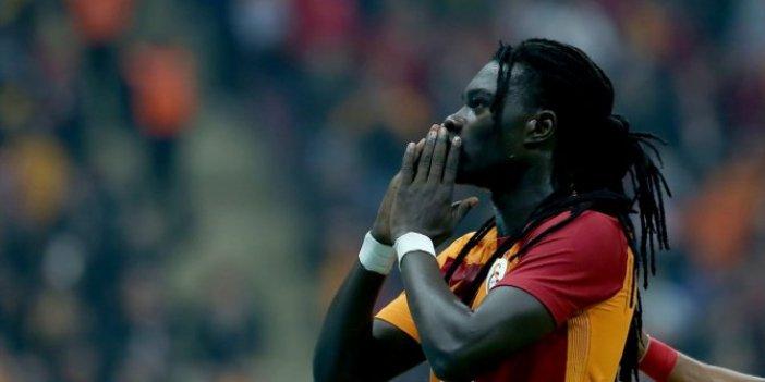 Fenerbahçe'de Gomis mesaisi